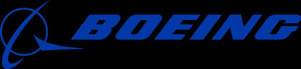 Logo of Boeing